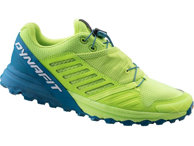 Dynafit Alpine Pro - Zapatillas running Hombre - verde/azul